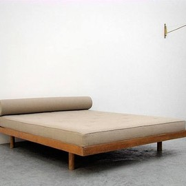 Charlotte Perriand - Double bed