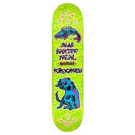 "KROOKED - GUEST BOARD ""Silas Baxter Neal"" (8.06×32)"