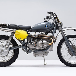 BMW - R80/7 scrambler by Renard Speed Shop