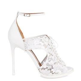 GIVENCHY - Lace sandals