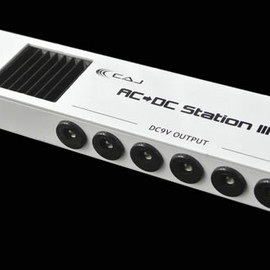 CUSTOM AUDIO JAPAN - AC/DC Station III