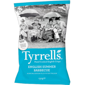 Tyrrell's - English Summer Barbecue