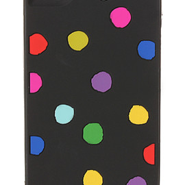 kate spade NEW YORK - silicone case iPhoneケース