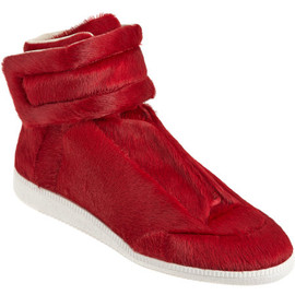 Maison Martin Margiela - Calf Hair High Top