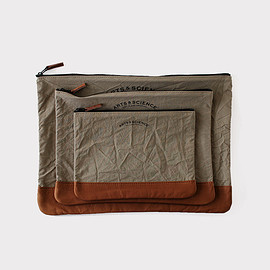 ARTS&SCIENCE - Combi pouch ~nyron