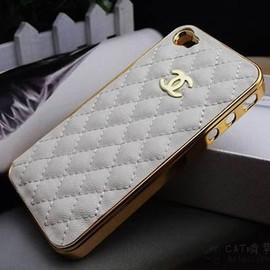 CHANEL/iPhone case