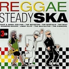 Various Artists - Reggae Steady Ska