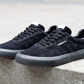 adidas Skateboarding - 3MC - Black/Black/Grey?