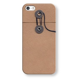 Kwan Budi, Casetagram - kraft envelope iPhone case