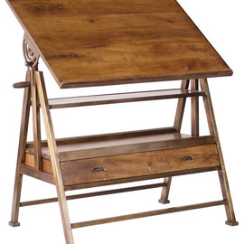 CRASH Industrial Supply - Keswick Table - Large industrial furniture