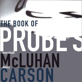 David Carson - The Book of Probes: Marshall McLuhan, David Carson