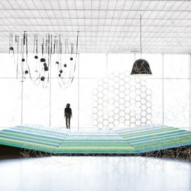 Ronan & Erwan Bouroullec - Installation, Museum of Contemporary Art, Chicago