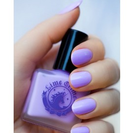 Lime Crime - Lavender Nails