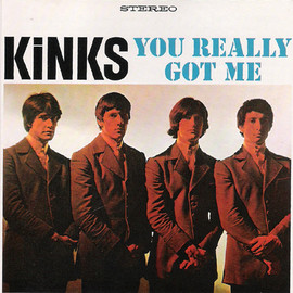 The Kinks - Kinks - You Really Got Me