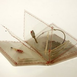 DIY - Transparent book