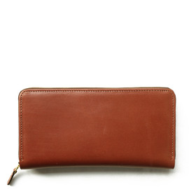 Whitehouse Cox - ホワイトハウスコックス | S2622 LONG ZIP WALLET / ANTIQUE BRIDLE