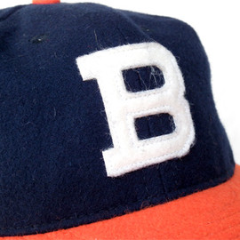 EBBETS FIELD FLANNELS - Brooklyn Bushwicks 1949 Cap
