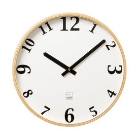Lemnos - Lemnos Plywood clock T1-030