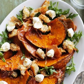 Australian - Warm pumpkin salad