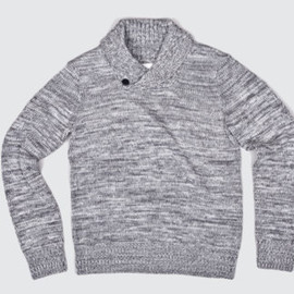 Saturdays Surf NYC - William Cowl Neck Sweater