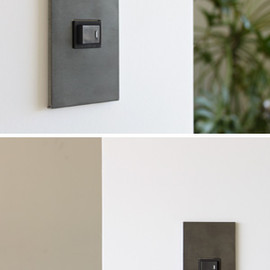 switch plate/millscale