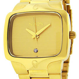 NIXON - THE PLAYER GOLD/GOLD