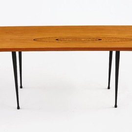 Asko Oy - Tapio Wirkkala table, model #9013