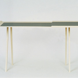 Erwan & Ronan Bouroullec - Corian desk, Domeau & Peres limited edition