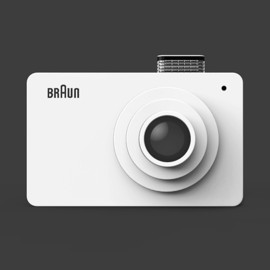 BRAUN - Digital Camera : Hommage for BRAUN