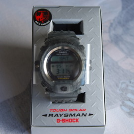 G-SHOCK - Casio G Shock DW-9300MS-8T Men in Smoke Raysman Grey Jelly