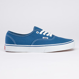 VANS - Canvas Authentic Navy