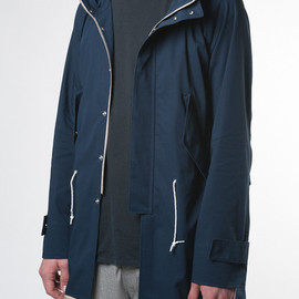 DIGAWEL - Mods Coat - Navy