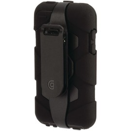 GRIFFIN - Griffin Technology Survivor for iPod touch 4G - Black GRF-SRVVR/BC-T4-BK