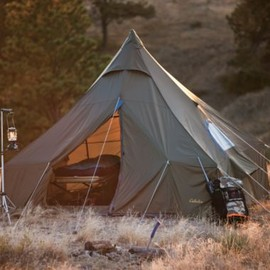 Cabela's Outback Lodge Tent – 10' x 10'