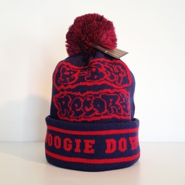 BBP, MVP, B-Boy Records - B-Boy Records x MVP x BBP Pom Pom Knit Beanie