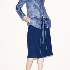 MM6 - leather outer