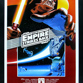 THE EMPIRE STRIKES BACK (1990 10th Anniversary)