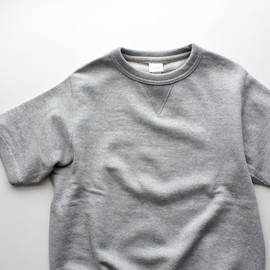 YAECA STOCK - URAKE S/S CREW SWEAT