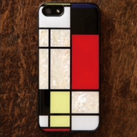 i.d.e.a - man&wood Natural Pearl iPhone5