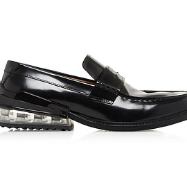 Maison Margiela - Bounce Bubble-Heel Leather Loafers(SS2020)