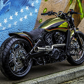 IMRG Metz - Indian Bobber