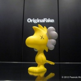 OriginalFake - WOODSTOCK (KAWS version)