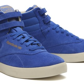 Reebok - Reserve (Franchise Vulcanized Series) - Blue Suede