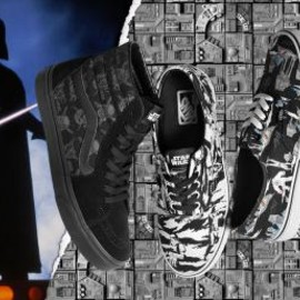 VANS - STAR WARS × VANS DARK SIDE COLLECTION