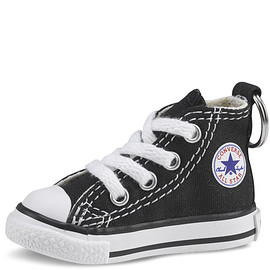 Converse - Chuck Taylor Sneaker Keychain High Black