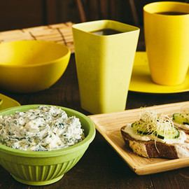 Bambooware - Soup Cup & Plate