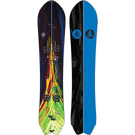 Burton - Family Tree Fish Split Snowboard