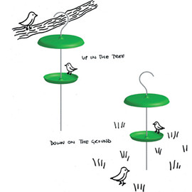 Magis - Bird Table