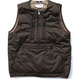 ENDS and MEANS - Tactical Puff Vest (2017AW)