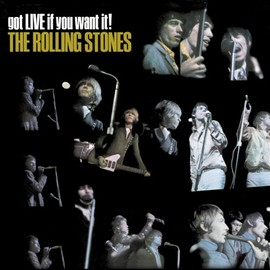 The Rolling Stones - Got Live If You Want It/The Rolling Stones